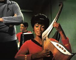 Uhura Singing