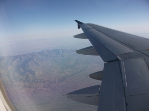 Phoenix from the air