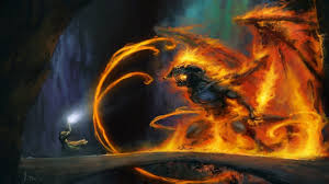 Autism is the Balrog.  YOU SHALL NOT PASS!!